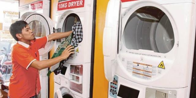 Ini Cara Unik Sekaligus Kreatif Pengusaha Laundry Raih Saham Akhirat