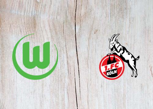 Wolfsburg vs Köln -Highlights 03 April 2021