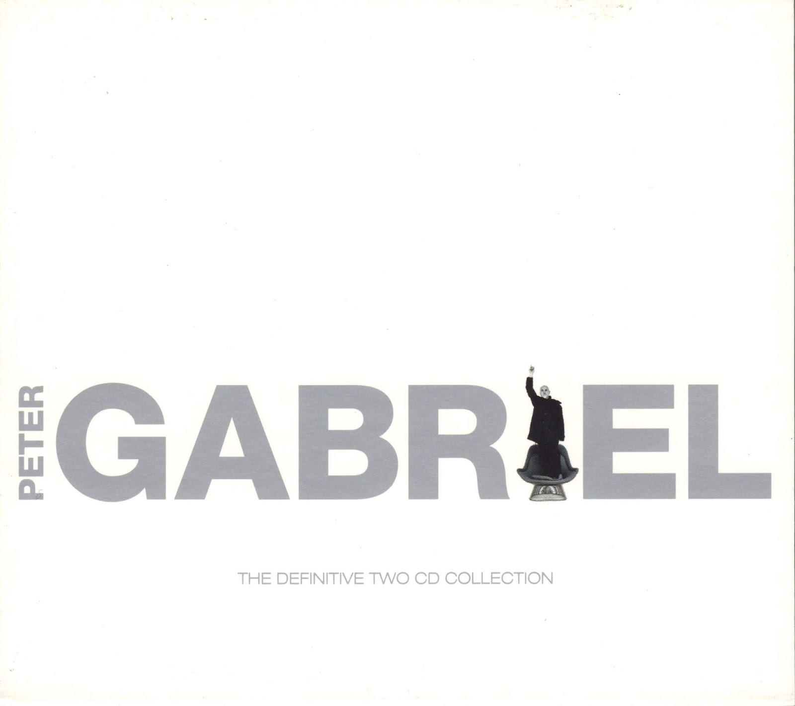 OnlyFlac: Peter Gabriel - The Definitive Two CD Collection : Hit