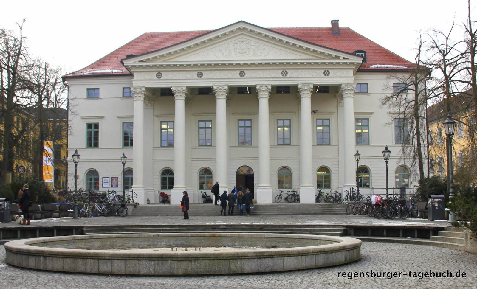 Präsidialpalais Regensburg