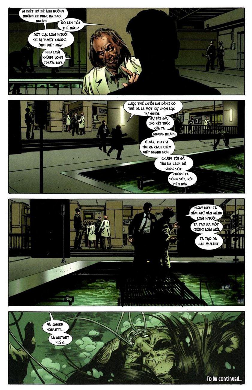 Ultimate Origin chap 1 trang 24