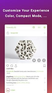 Friendly for Instagram Premium v1.1.7 Mod Apk