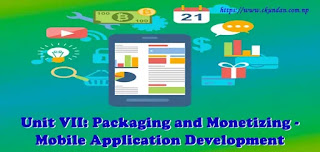 Packaging and Monetizing - Mobile Application Development Technology