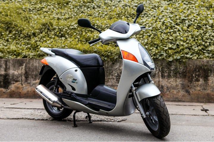 Honda @ 150 đời đầu chạy 5.000 km, rao bán 100 triệu ở Hà Nội