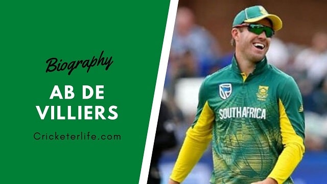 AB De Villiers biography, age, Records, wife, family, etc.