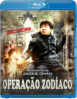 """Filme de  """"Domingo Maior""""   Operação Zodíaco - 17/09/2017"""