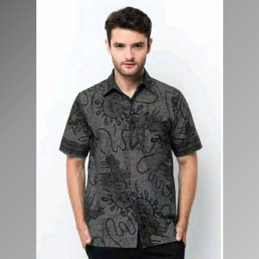 Kemeja Batik Pria Dewasa AC-086