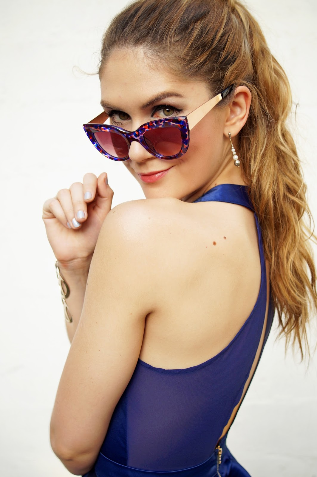 Venture out and wear fun sunglasses this Spring and Summer!