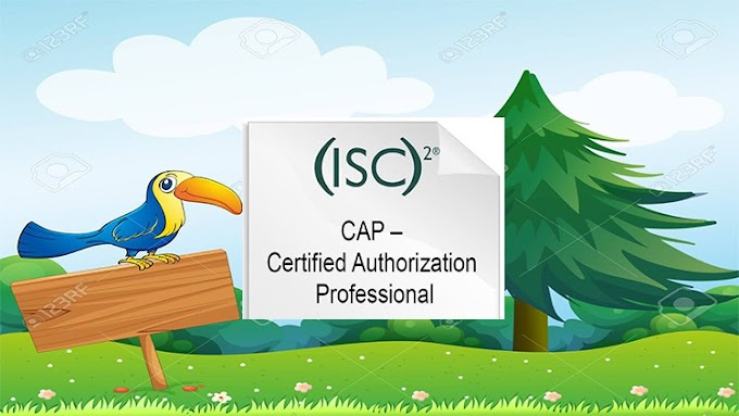 Get Free certified authorization professional (cap) practice Exam