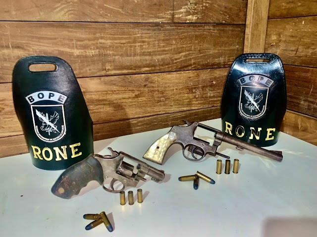 CPFs Cancelados: RONE mata dois bandidos em troca de tiros