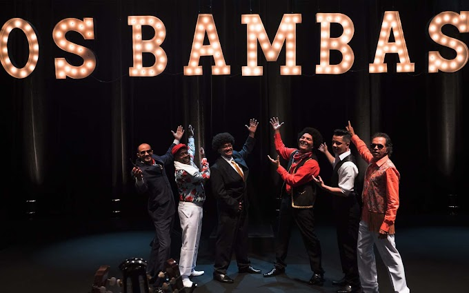 "Art Popular relembra clássicos do samba com ""Os Bambas"""