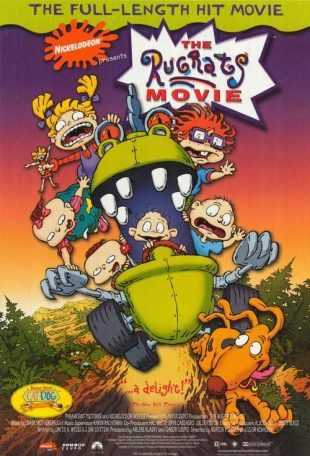 The Rugrats Movie 1998 BRRip 720p Dual Audio In Hindi English