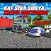 Mod Truck Daf Siba Surya Bussid