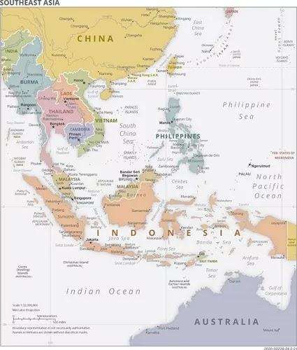 Bentuk Negara dan Sistem Pemerintahan Negara-negara Kawasan ASEAN