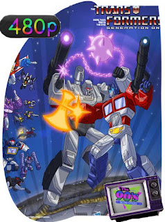 Transformers: Generación 1 [DVD9] [526p] ISO 126 GB [1080p] Latino [GoogleDrive]  juan_2020