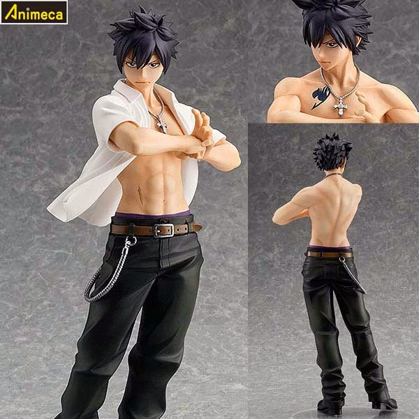 GRAY FULLBUSTER FIGURE FAIRY TAIL GOOD SMILE COMPANY
