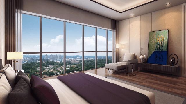 Queens Peak Bedroom
