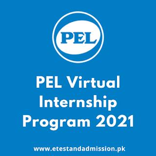 PEL Internship Program 2021