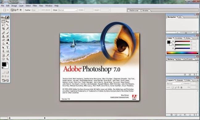 Adobe Photoshop 7.0 Full Version