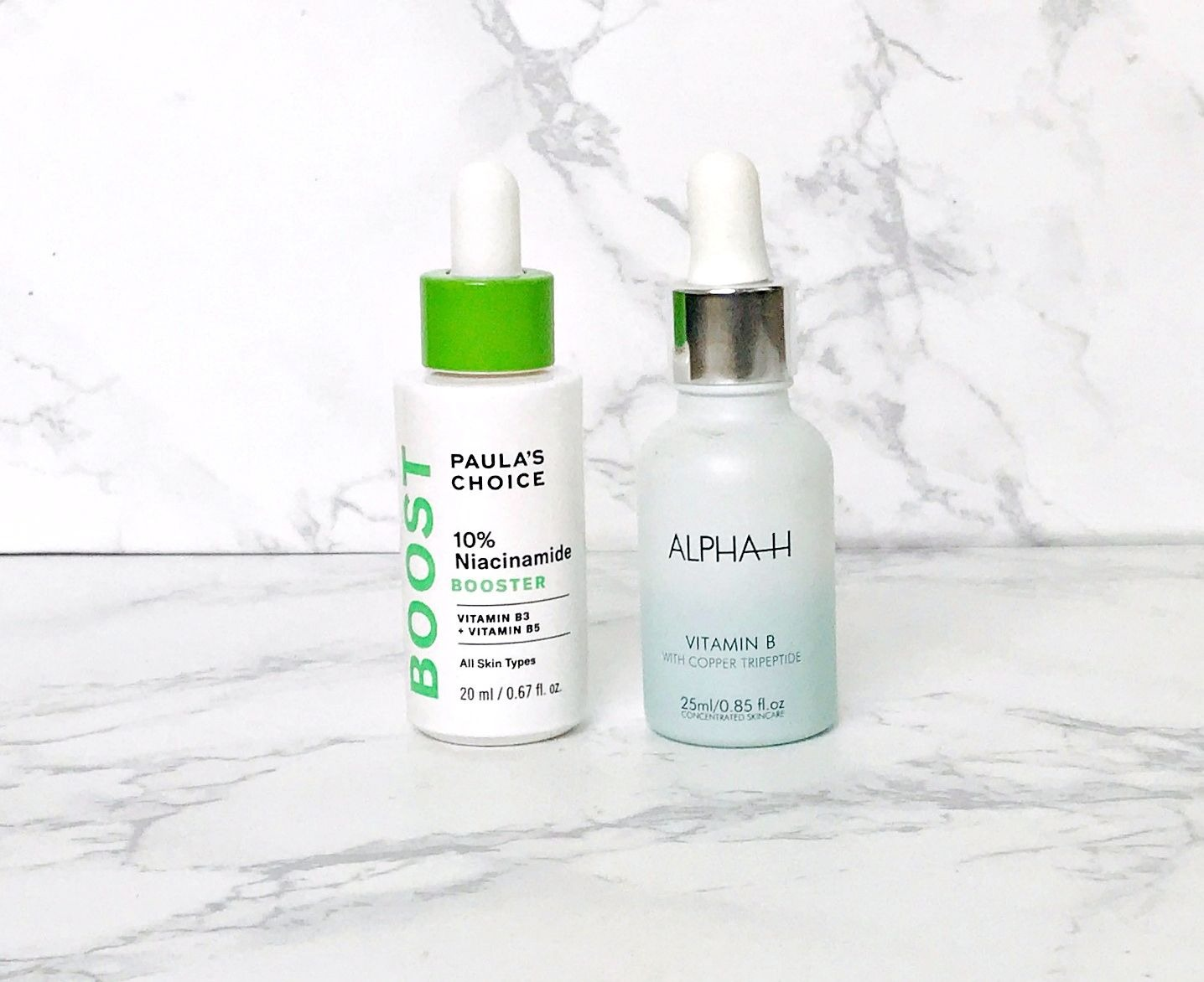 Niacinamide, Alpha-H Vitamin B, Paula's Choice 10% Niacinamide Booster, Why you need Niacinamide in your daily routine