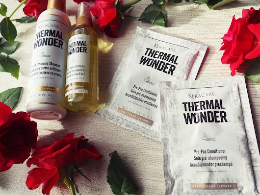 KeraCare Thermal Wonder - Does it really work on afro hair?