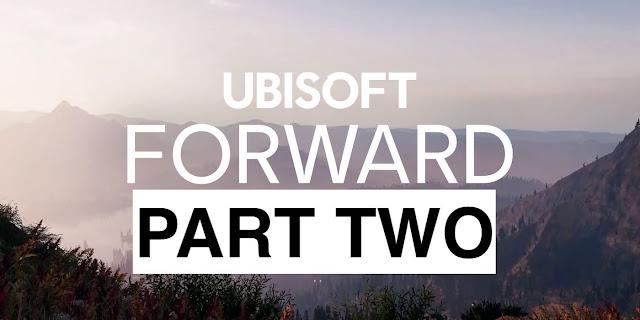 งานถ่ายทอดสด Ubisoft Forward ครั้งที่ 2
