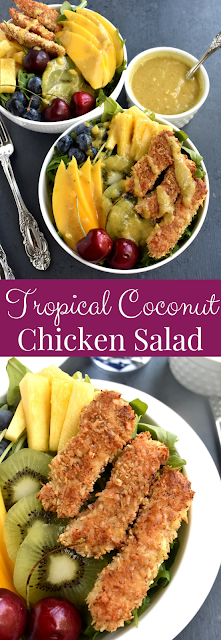 Tropical Coconut Chicken recipe