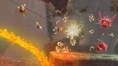 تثبيت لعبة Rayman Legends للكمبيوتر