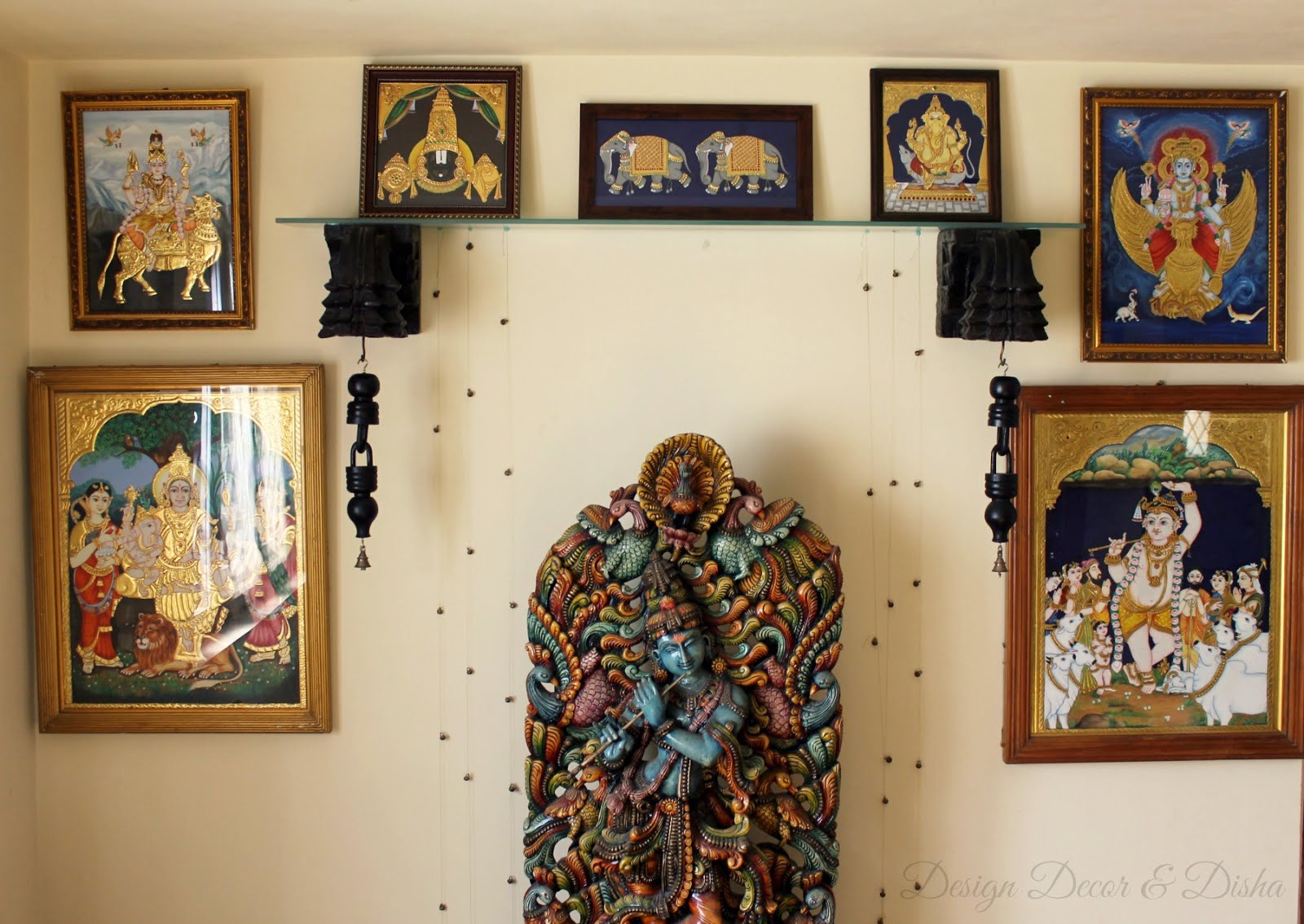 Design Decor & Disha | An Indian Design & Decor Blog: Wall ...