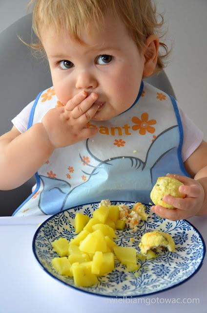 Drobiowe pulpeciki dla niemowlaka