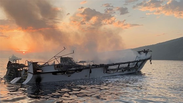 Bodies of 33 victims of California diving boat fire recovered, one still missing