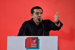 Στον Τσίπρα φταίνε... οι Έλληνες για το αποτέλεσμα των εκλογών