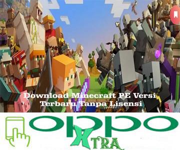 Download Minecraft PE Versi Terbaru Tanpa Lisensi