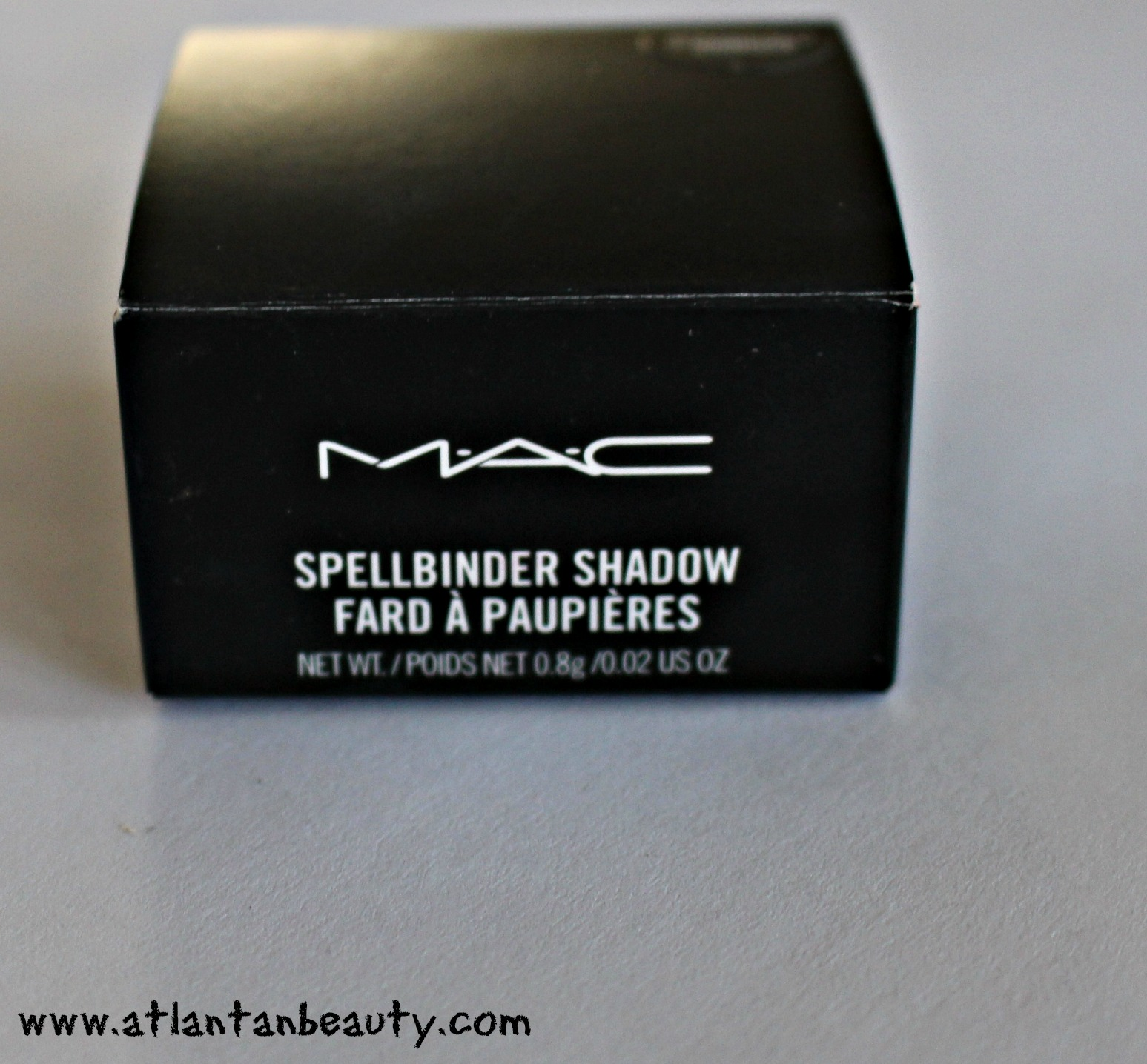 M.A.C Cosmetics Spellbinder Shadow in Dynamically Charged