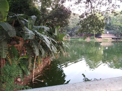 Dhanmondi lake photo