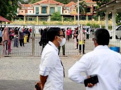 Perkembangan Covid-19 di Kepri, Berikut Kata Ketua Harian Satgas Penanganan