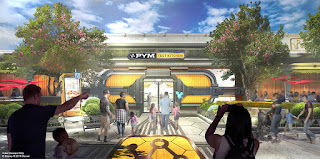 Pym Test Kitchen Concept Art Disney California Adventure
