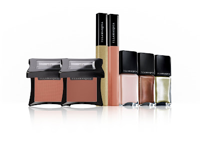 Illamasqua Naked Strangers Launch