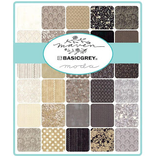 Moda Maven Fabric by Basic Grey for Moda Fabrics