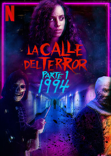 Fear Street Part 1: 1994 (2021) NF WEB-DL 1080p Latino