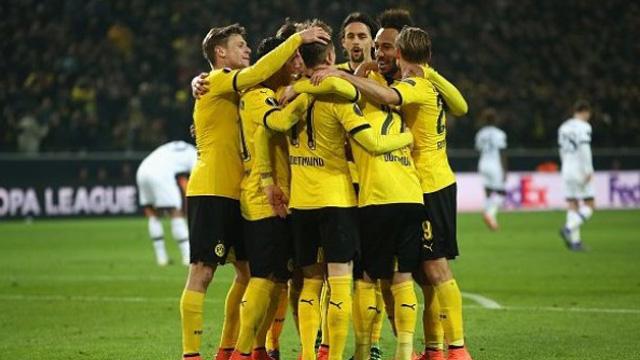 [Video] Cuplikan Gol Borussia Dortmund 5-1 Wolfsburg (Liga Jerman)