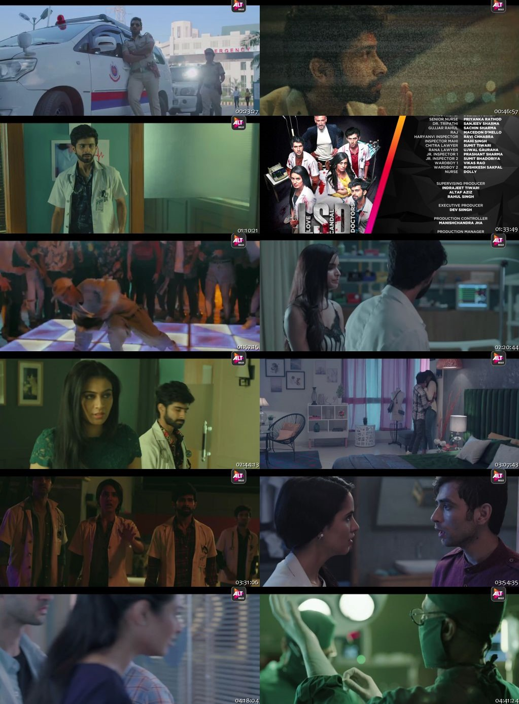 Love Scandals & Doctors 2021 All Episodes HDRip 720p Season 1