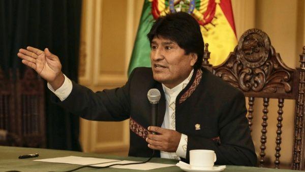 Evo Morales: OEA es nuevamente un Ministerio de Colonias