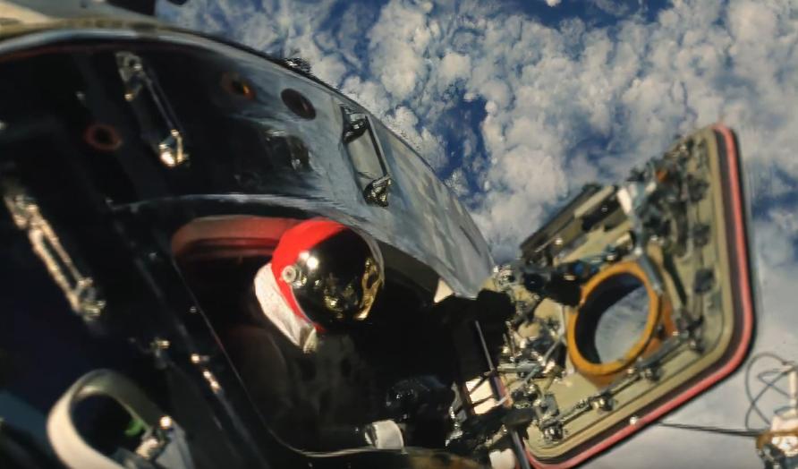 Apollo Missions | Eine Reise zum Mond in 4K 60fps dank AI