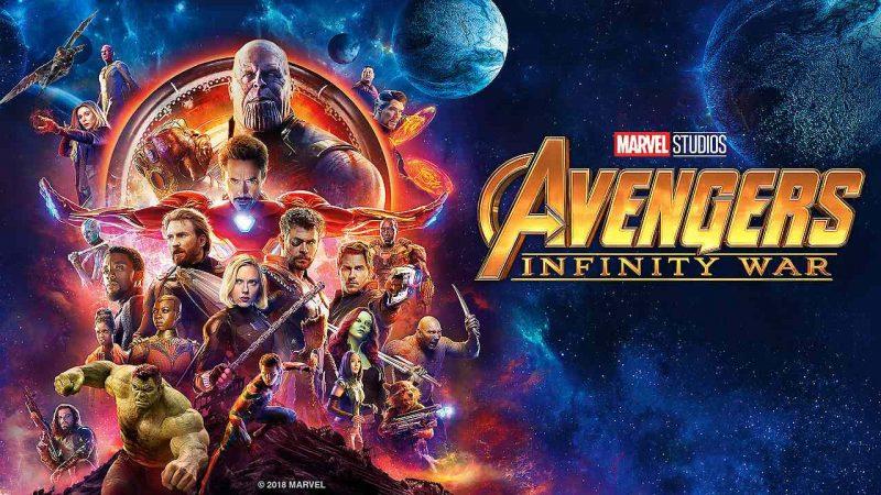 avengers infinity war streaming netflix