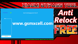 Xiaomi Bypass Mi Account Anti Relock Support All Xiaomi