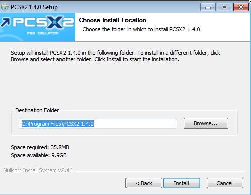 How To Configure Pcsx2 For Windows Vista - Warmbemoqualfi