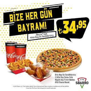 sbarro pizza restoran kampanya ve fiyatlari 2021