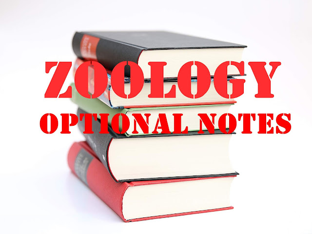 ZOOLOGY OPTIONAL NOTES