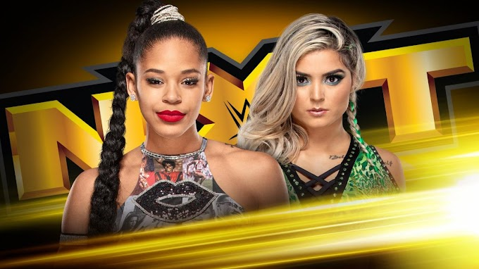 Replay: WWE NXT 04/09/2019